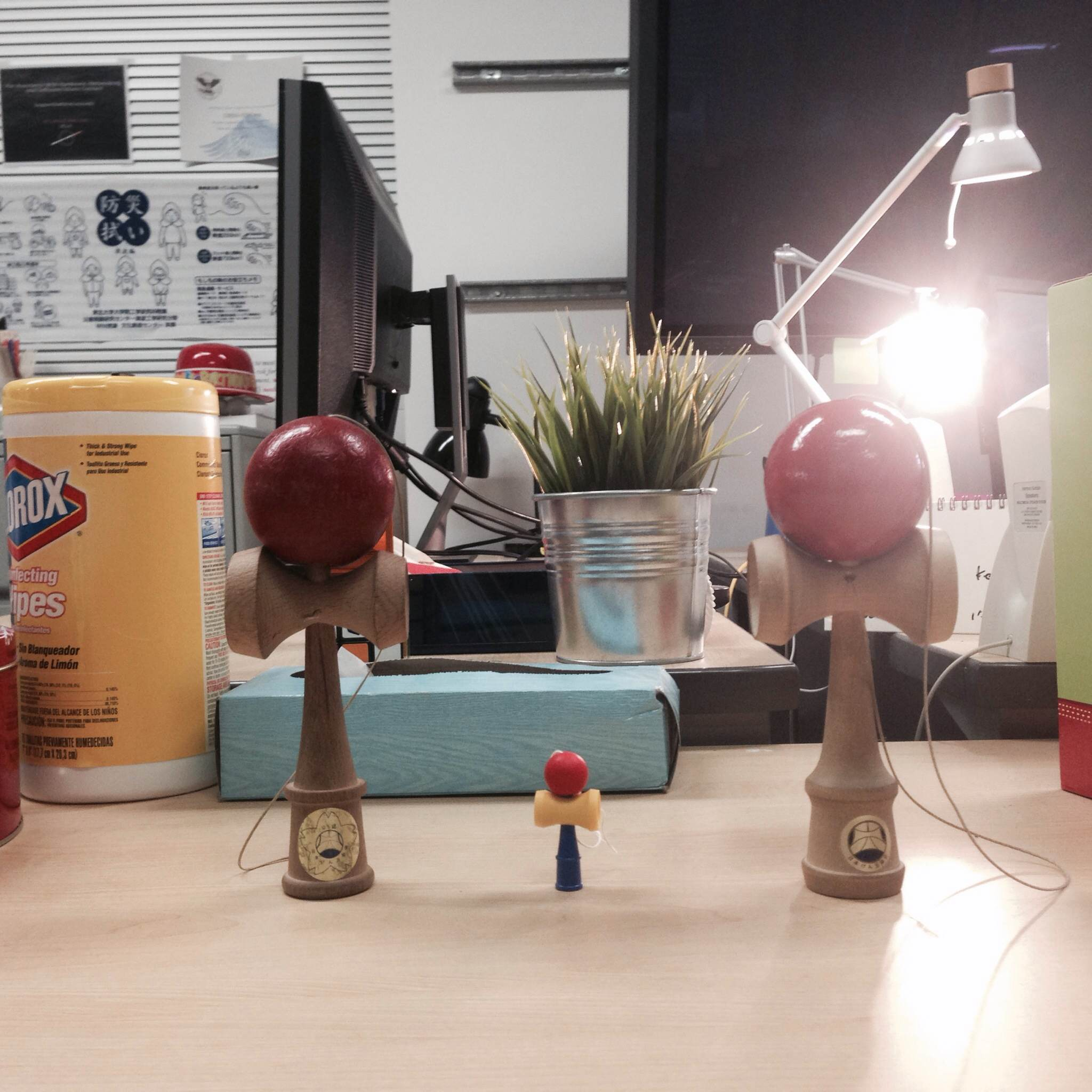 kendama's come in all sizes