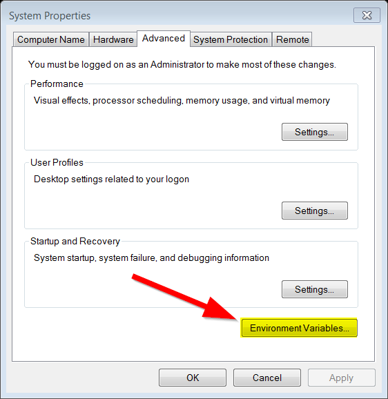 Installing GDAL for Windows – IDRE Sandbox