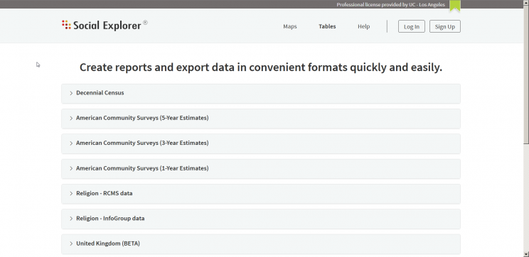 2015-11-20 14_21_15-Create reports and export data - Social Explorer
