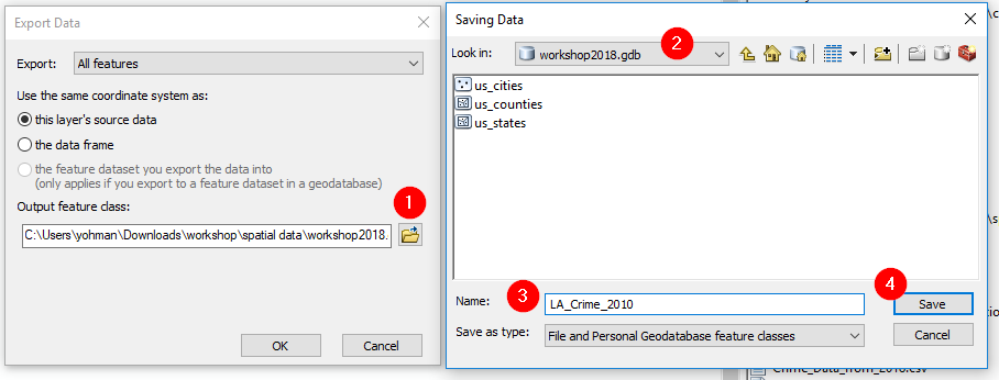 Intro to GIS: An Archaeological Perspective – IDRE Sandbox